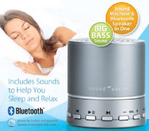 BST-100 Bluetooth Sleep Sound Therapy System